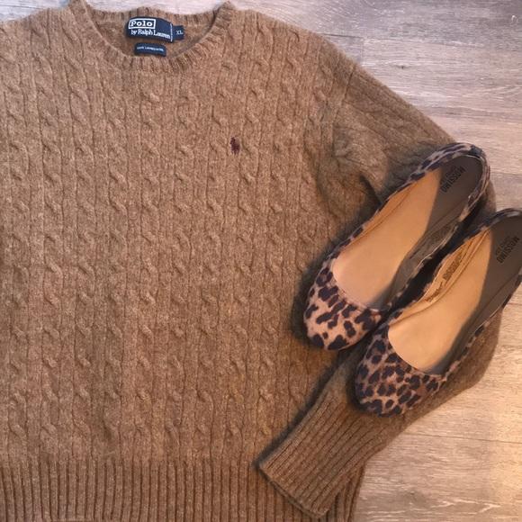 93c369e682cc6 Polo Ralph Lauren warm lambswool sweater! M L. M 5c658a351b32946e621909c0